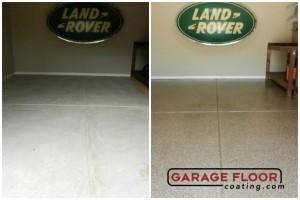 Garage Floor Coating Epoxy Garage Floor System - Residential - Before & After (15)