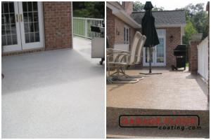Garage Floor Coating Epoxy Garage Floor System - Residential - Before & After (28)