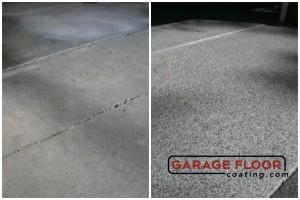 Garage Floor Coating Epoxy Garage Floor System - Residential - Before & After (43)