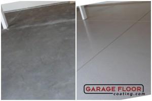 Garage Floor Coating Epoxy Garage Floor System - Residential - Before & After (96)